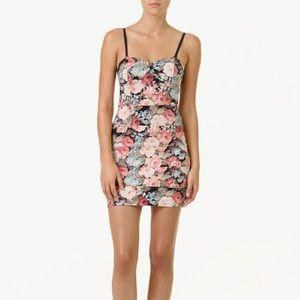 Talula Holly Dress Sz 6 Black - Aritzia